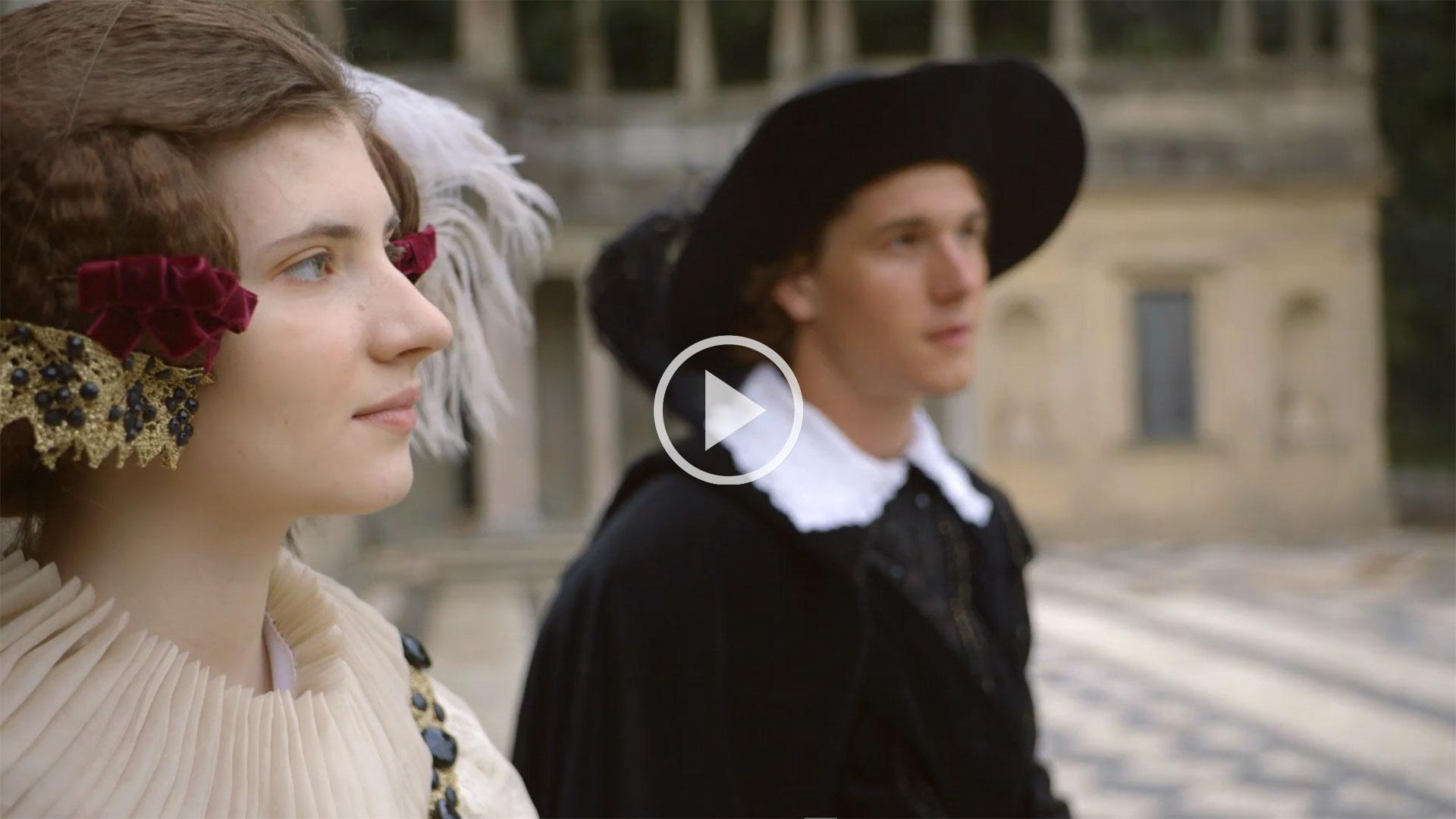 VILLA VIDEO - A Washington il Docu-Film su Villa Visconti Borromeo Litta di Lainate