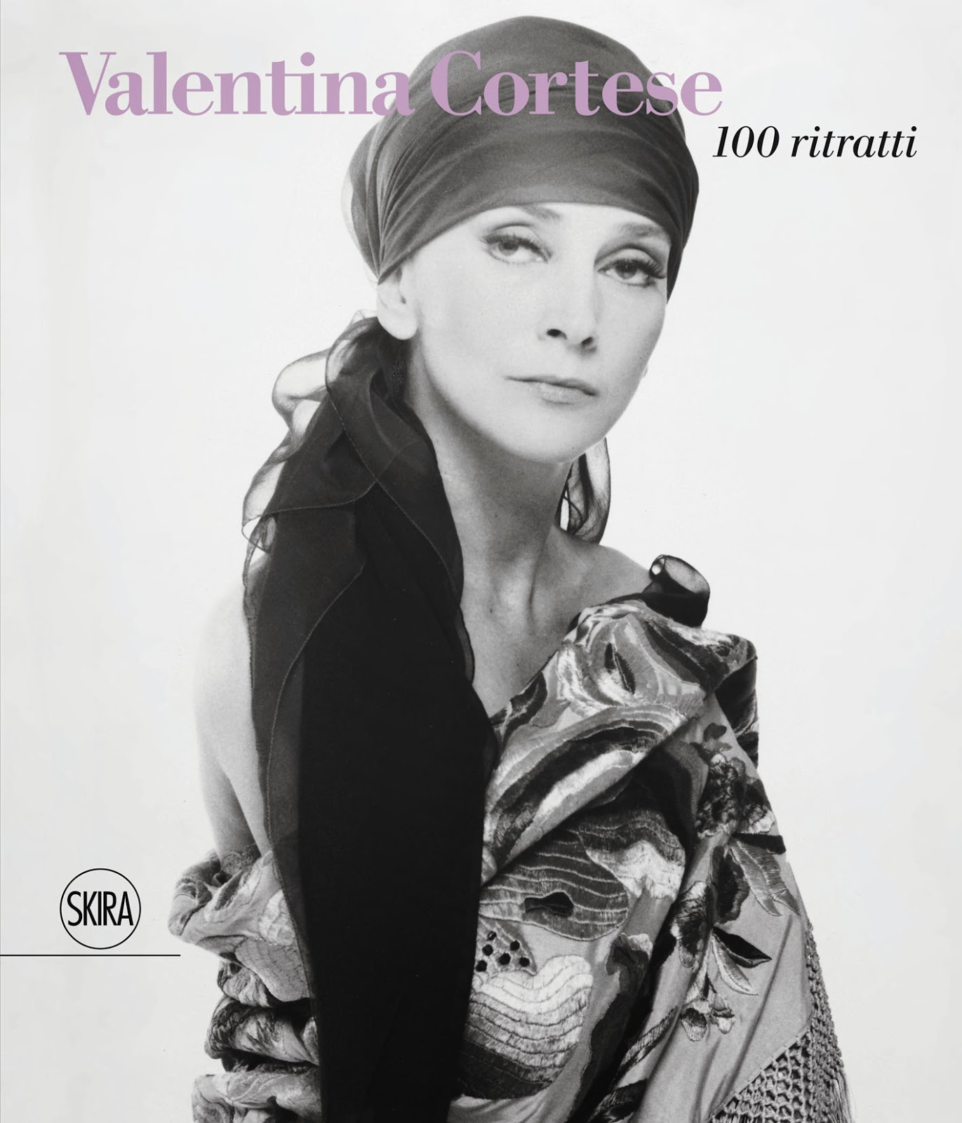 Valentina Cortese 100 portraits 2013 Skira