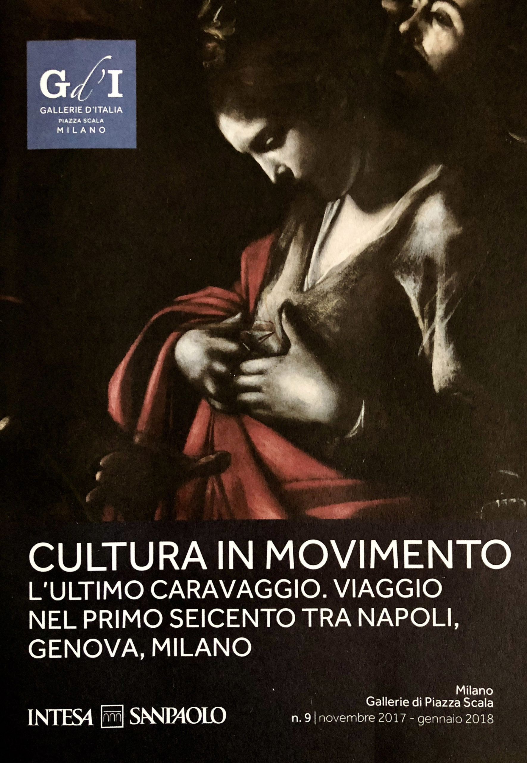 Gallerie d'Italia Milano – Culture in movement 2018