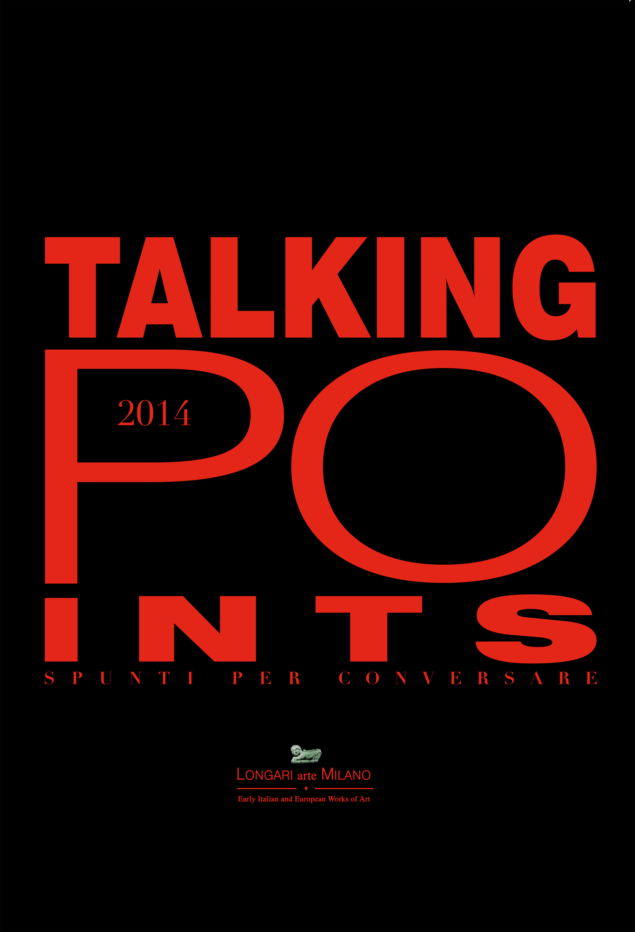 Talking Points – Spunti per Conversare 2014