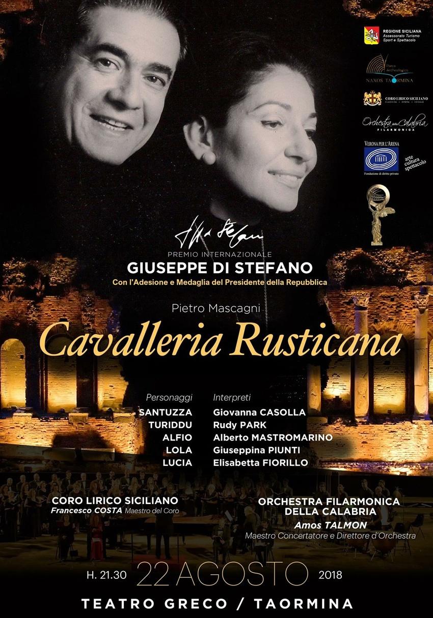 "Giuseppe Di Stefano International Award for the ""Armide"" Opera"