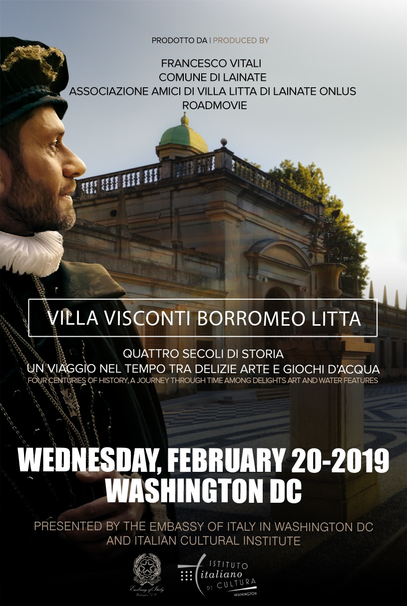 Villa Visconti Borromeo Litta, four centuries of history, a journey through time between art delights and water features – Washington DC