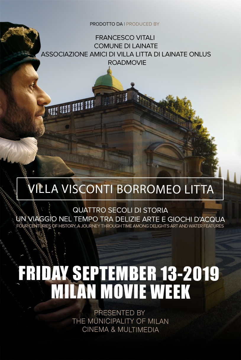 Villa Visconti Borromeo Litta, four centuries of history, a journey through time between art delights and water features – Milan Movie Week
